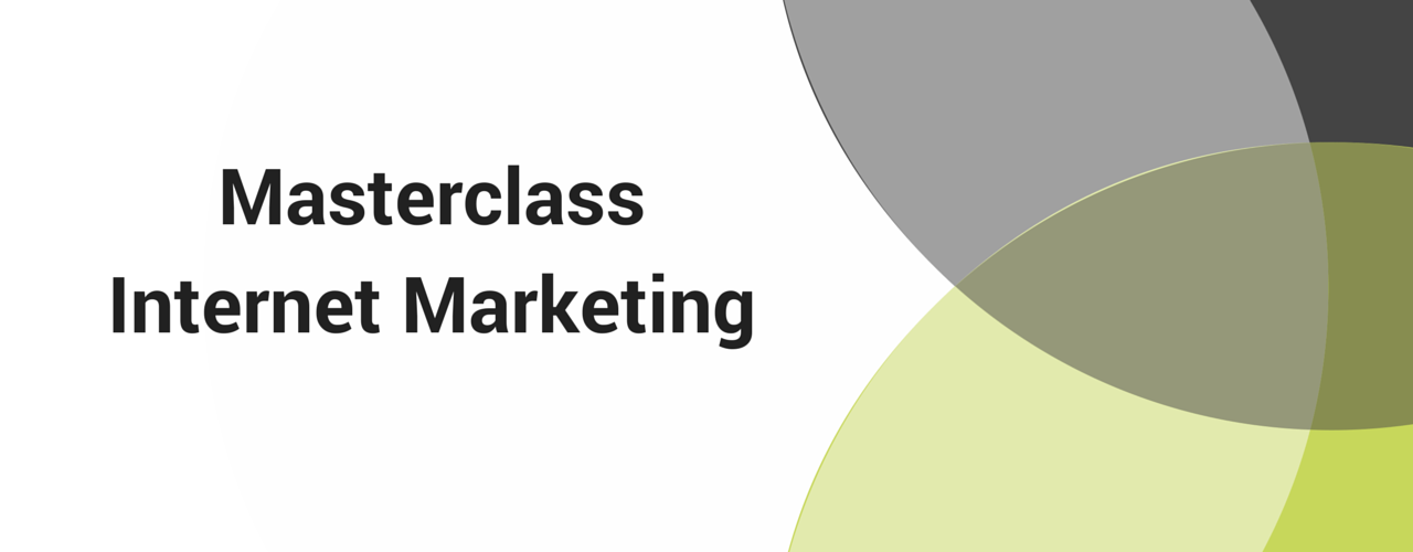 Masterclass Internet Marketing